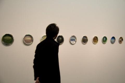 La figurazione inevitabile – veduta della mostra presso il Museo Pecci, Prato 2013