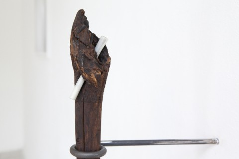 Lisa Batacchi – Il bastone del profeta – 2012 – courtesy l'artista