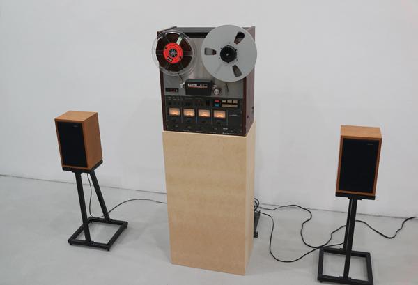 Deimantas Narkevicius – Matching the TU.144 (2012) – installazione sonora, 10′ ca