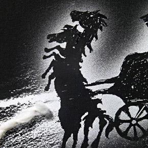 Enzo Cucchi - Cosmogonia