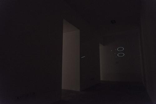 8+1 – T-Yong Chung -  Boomerang - video-animazione 3D – LATO – Prato, 2013 – ph: Lucilla Bellini