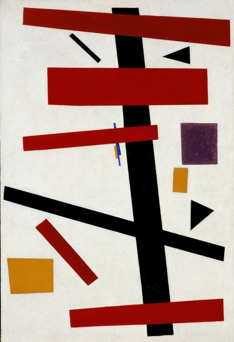 Kazimir Malevich, Supremus No. 50, 1915 – Collection Stedelijk Museum Amsterdam