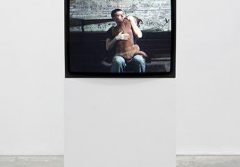 Uri Aran / Puddles ☛ Peep-Hole, Milano