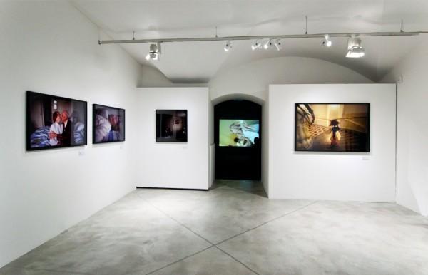 Nan Goldin, Questioni di Famiglia, CCC Strozzina, Firenze 2014 – Installation view foto Martino Margheri.