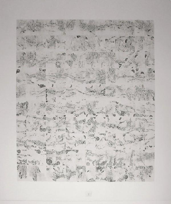 Arioso Operoso, 2013-2014, fotocopie dal vero formato A4, 297 x 294 cm, ph Elena El Asmar
