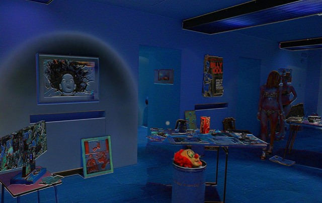 Zwischenraum - Riccardo Lanciotto Magris - veduta dell'esposizione