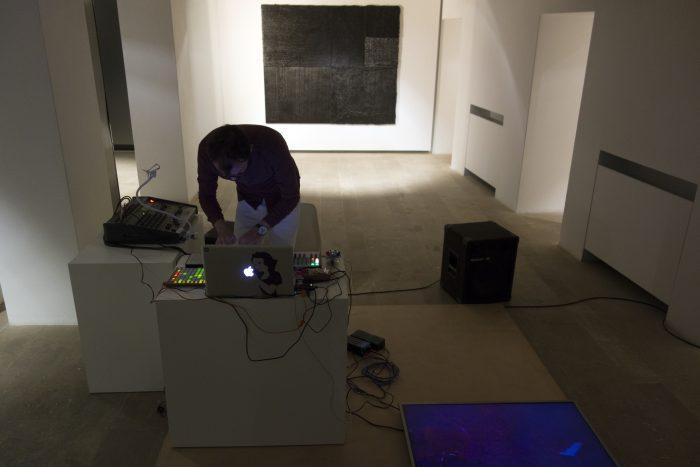 Paolo Parisi - Unité d'Habitation (Platform) - Tommaso Rosati, Live Electronics - Lato, Prato - 2016