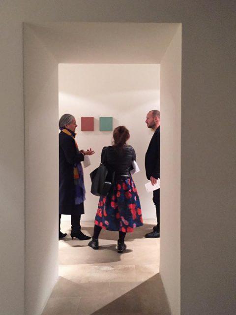 Paolo Parisi - Unité d'Habitation (Platform) - Terre emerse - Lato, Prato - 2016 - courtesy l'artista