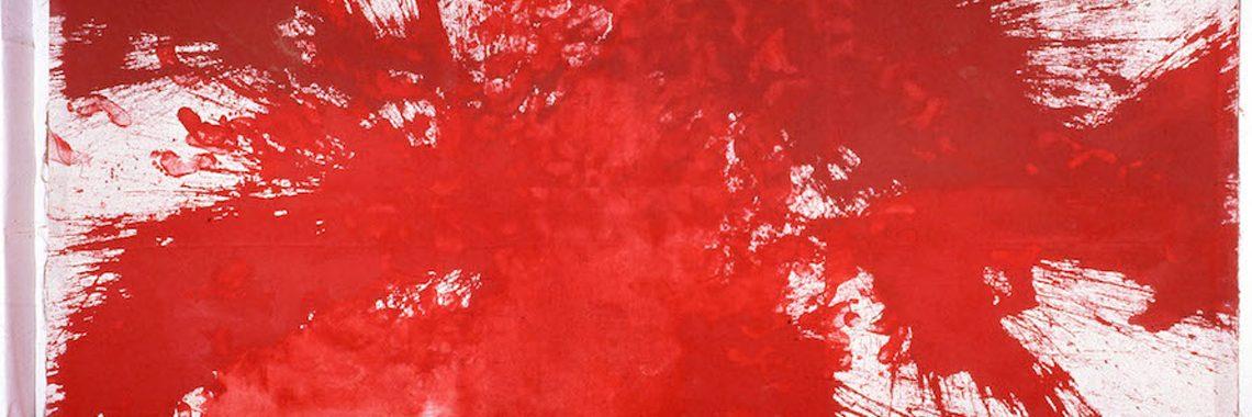 Hermann Nitsch | O.M.T. colore dal rito